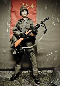 WWII-Russian-female-soldier